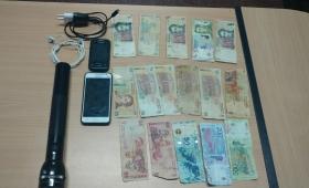 """Gallito"" detenido por robo"