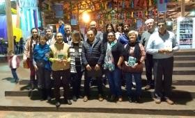 Escritores misioneros realizaron una Mateada Literaria en Eldorado