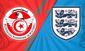 Inglaterra debuta ante Túnez