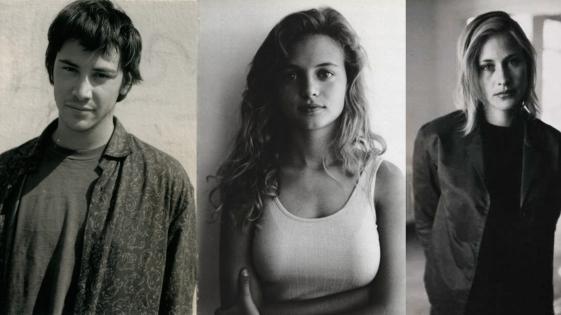 Las estrellas de cine según la vieja Polaroid de Gus Van Sant