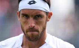 Leonardo Mayer fue eliminado en el ATP de Queens
