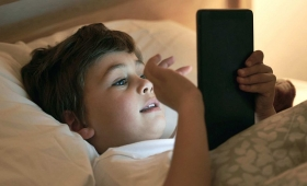 Los niños duermen dos horas menos que hace 100 años