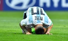 Francia eliminó a Argentina del Mundial