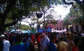 CGT Misiones acompañará la marcha del 4 de abril