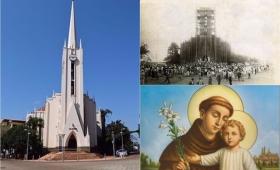 Oberá celebra a su Patrono: San Antonio de Padua