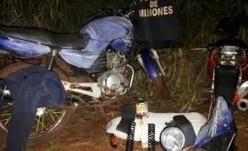 Atraparon a hermanos ladrones de motopartes