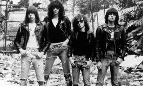 Se viene una película sobre los Ramones