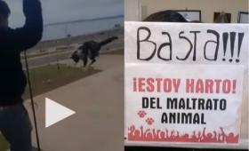 Se manifestarán contra el maltrato animal