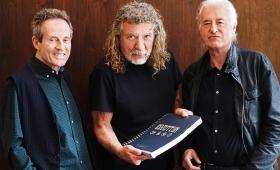 Se reúne Led Zeppelin… para sacar un libro