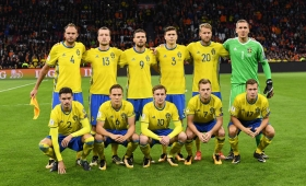 Suecia encara su primer Mundial post Ibrahimovic