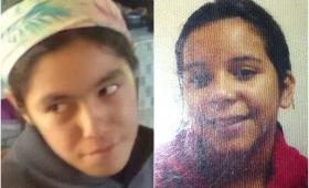 Buscan a dos jovencitas desaparecidas