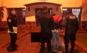Detienen a joven con frondoso prontuario policial