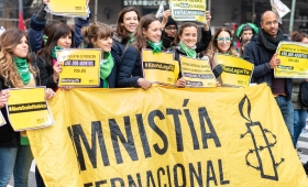 """Aborto legal: """"Es un paso histórico para los derechos humanos"""""""