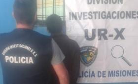 "Detuvieron a ""Caqui"" por un robo en barrio Belén"