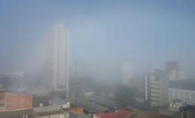 Anuncian clima cálido con neblina y nubosidad en Posadas