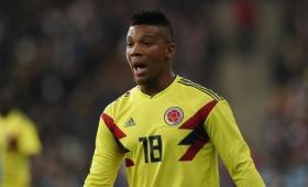 Fabra se rompió los ligamentos y se pierde el Mundial con Colombia