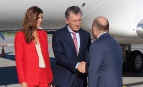 Macri llegó a Canadá esta mañana para la cumbre del G7