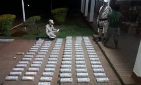 Iguazú: secuestraron marihuana, cocaína y cigarrillos