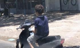 Menores en moto: discuten cilindrada y crecen objeciones por la edad