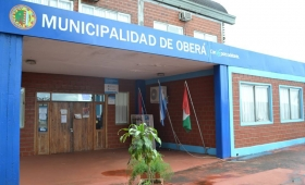 Oberá: prohibido el slogan de Fernández en cuestiones de estado