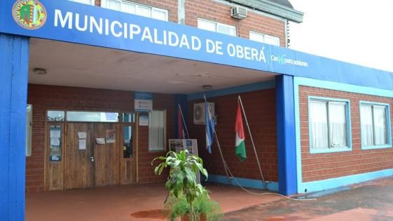 Oberá: empleado municipal denunció al intendente ante el INADI