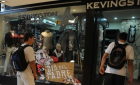 Mala venta por el Día del padre en Argentina
