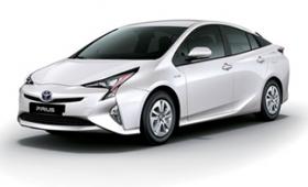 Presentaron en Posadas el Toyota Prius