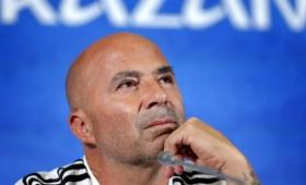 """Sampaoli rompió el silencio: """"Cada partido era un sufrimiento"""""""