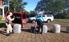 Prefectura incautó más de $2,6 millones en mercadería de contrabando