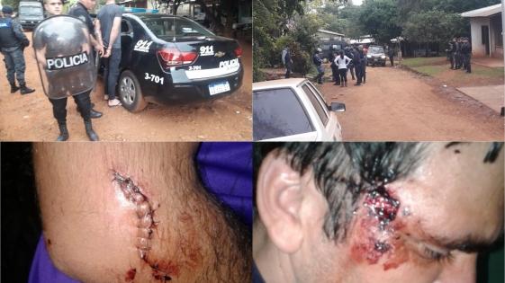 Trifulca en Barrio Yohasá: tres detenidos