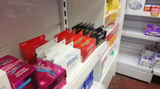 Habría bajado el consumo de preservativos en Posadas