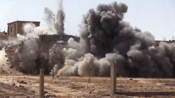 Misiles israelíes impactan cerca de base siria en Alepo