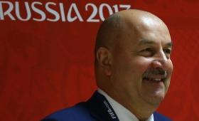 El seleccionador ruso, Cherchésov, entre los nominados por la FIFA como mejor entrenador del año