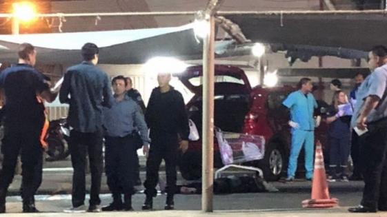Crimen a sangre fría en un supermercado de Corrientes