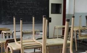 Martes de paro docente
