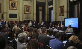 Aborto legal en el Senado: se prevén 60 expositores