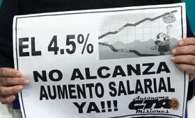 """""""El 4,5% sólo sirve a Maidana y Aquino que son de UDPM"""""""