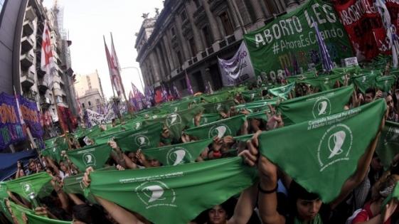 """La Campaña por el Aborto Legal respondió a la Iglesia: """"Exigimos un Estado laico"""""""