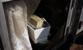 Profanaron tumbas del cementerio de San Javier