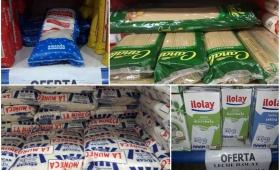 Canasta básica: mejores precios en grandes supermercados