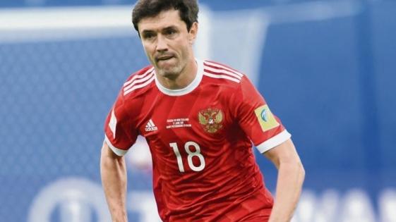 Zhirkov en la lista de los héroes