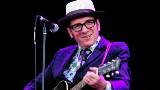 Elvis Costello suspendió su gira por un grave problema de salud