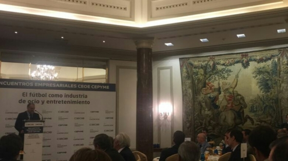 La Embajada Argentina participó de un encuentro empresarial