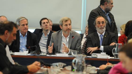 Presentaron el proyecto de financiamiento de partidos políticos