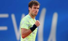 Tenis: el bahiense Guido Pella se metió en la final de Umag