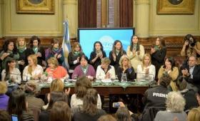"""Schiavoni: """"La criminalización del aborto fracasó"""""""