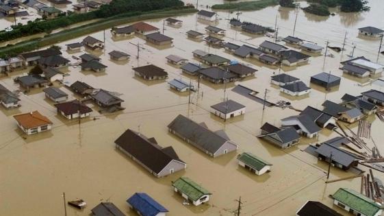 Japón: más de 30 muertos y dos millones de evacuados por temporal