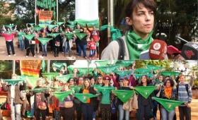 """""""La legalización del aborto va a suceder"""""""
