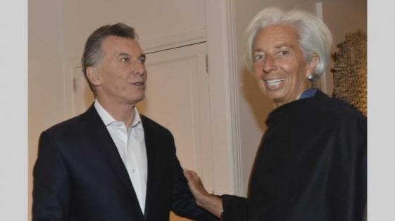 Macri se prepara para reunirse con Lagarde en la ONU