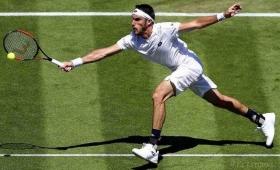 Mayer perdió un partido increíble en Wimbledon